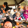 In wake of COVID, Halloween teaches kids 'not to be afraid of the dark'