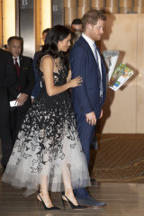 The Duke and Duchess arrive late last night to Sydney.