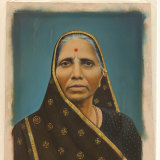 Untitled [Portrait of a Woman] Udaipur, Rajasthan, India, was purchased in 2009.