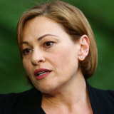 Jackie Trad has issued a grim weather warning for fire-affected regions.