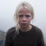 The director's daughter, Ida Mekkin Hlynsdottir, plays eight-year-old Salka.