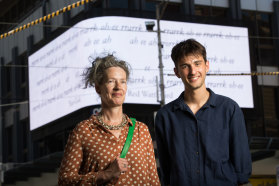 Catherine Clover and Daniel Kotsimbos