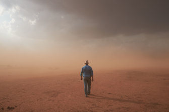 Drought story2020 is this year's winner of the National Photographic Portrait Prize.