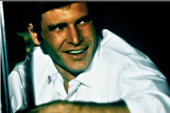 Harrison Ford, who played Bob in the film.