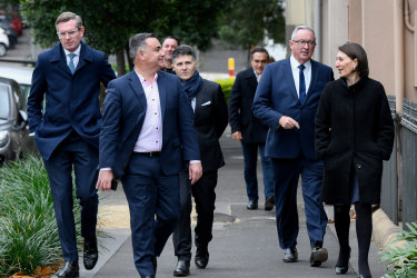 'Where NSW goes, Australia goes': Inside government's rush to reopen state