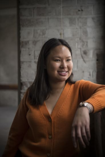 Alyce Tran is the co-founder of phenomenally successful   accessories brand The Daily Edited.