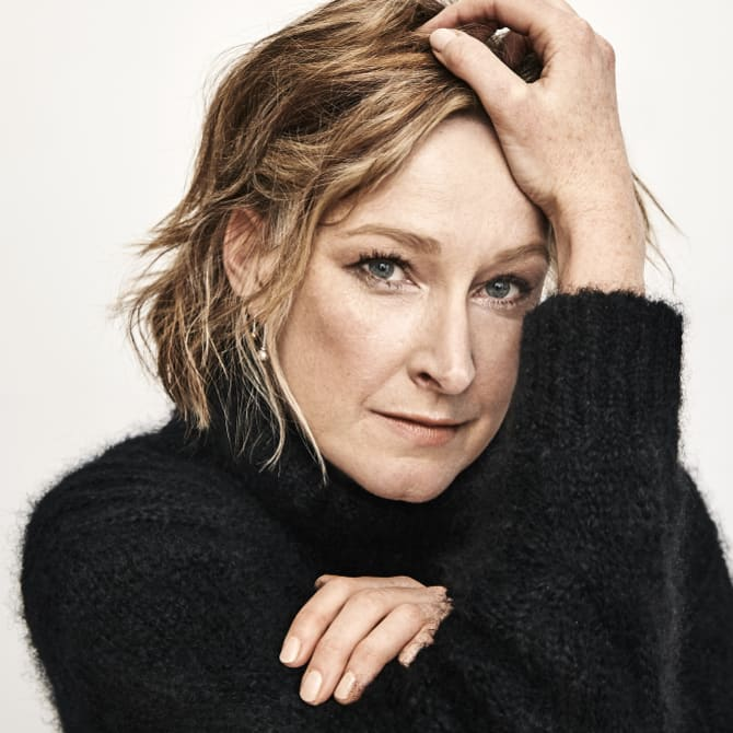 """Leigh Sales: """"I absolutely dread the next thing that goes wrong in my life. But I probably would endure."""""""