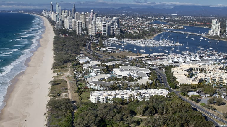 Pearls Australasia's Sheraton Mirage Resort on the Gold Coast.