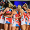 How the Super Netball teams rate halfway through the season