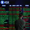 Sudden shocks have become commonplace on the Australian sharemarket in the past fortnight.