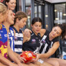 Season length a talking point as AFLW players weigh up CBA