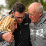 'Not like other bushfires': One dead as Andrews predicts long fight