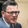 Woodman still represents alleged Mafia man and Premier admits donation