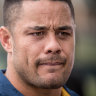 Jarryd Hayne charged with aggravated sexual assault