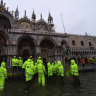 Fundraisers, volunteers mobilised to save Venice's works of art