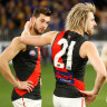 Bombers' lack of standards contributed to finals failures: Lloyd