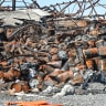 Concerns toxic blaze lit to conceal chemical stores
