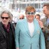 Elton John criticises Russia for 'cruelly' censoring gay scenes from Rocketman