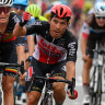 Ewan puts Tour de France rivals on notice with win at Wallonie