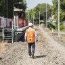 'Not like Sydney light rail': Work on Parramatta tram project ramps up