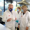 'No amount could be enough': Calls for Canberra to back biotech, as medtech firms await funding