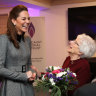 Palace releases Duchess Kate's portraits of Holocaust survivors