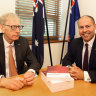 Labor and Coalition will continue to accept political donations from banks