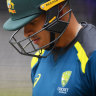 Test of character: Khawaja shows what it means to be a tough cricketer