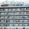 Ruby Princess crew cases added to national tally as NSW records six new cases