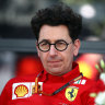Formula One could race into January to finish season: Ferrari boss