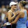 'I gave everything': Barty praises conqueror after shock US Open defeat