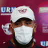 'He's not letting his team down': Manly, Fonua-Blake in flu-shot talks