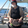 Turtle conservationist honoured for 50 years of protecting threatened species