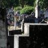 Catholic group makes legal threat over Sydney cemeteries plan
