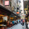 Fair Work inspectors raid eatery lanes in Melbourne