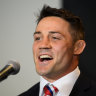 'He's not the most skilful bloke': Keary pays Cronk big 'compliment'