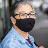 Why some people still wear masks outside when they're no longer a must