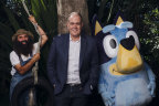 How Bluey helped David Anderson land the ABC's top job