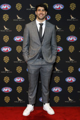Christian Petracca: Great game on the weekend, but not in those shoes, sir.
