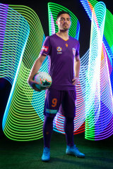 Bruno Fornaroli is ready to reload with Perth Glory.