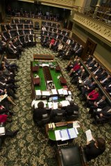 Parliament is meant to be an irritating check on government. That's the point.