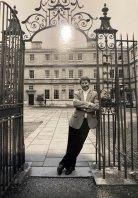 Christopher Ashton at Trinity College circa 1966.