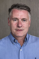 Alfred Health's pharmacy director, Professor Michael Dooley.