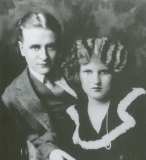 F. Scott Fitzgerald and his wife Zelda stocked up with plenty of booze.