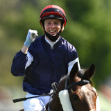 Jye McNeil returns to scale on Twilight Payment.