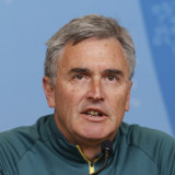 Australian team Chef de Mission for the 2020 Tokyo Olympic Games Ian Chesterman.