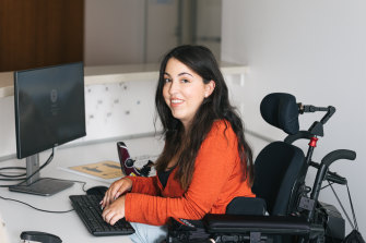 Dina Bassile is a project assistant with Get Skilled Access.