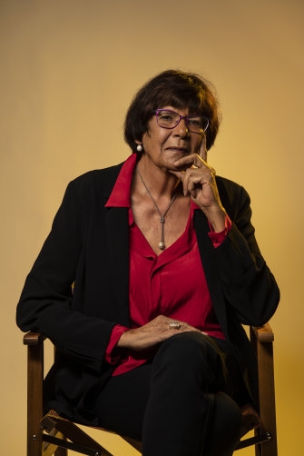 "Indigenous rights advocate Pat Turner ""is formidable; she is brave in terms of what she says; and she is also someone that really does show a great deal of care""."