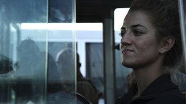 'We haven't felt any fear before this': Syrian Kurds flee for safety