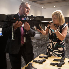 'One gun crime is too many': New police unit cracks down on illegal firearms